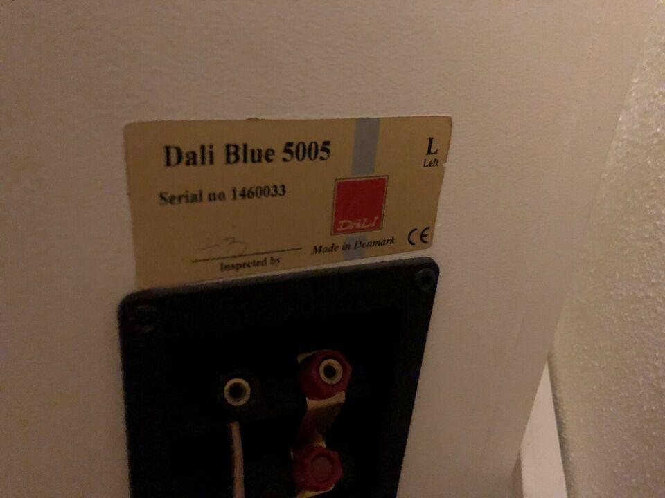 Højttaler, Dali, 5005 blue limited edition