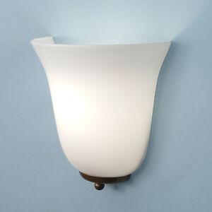 mazda wandlampe art d co flurlampe dielenlampe messing wandleuchte fluter 80me ebay. Black Bedroom Furniture Sets. Home Design Ideas