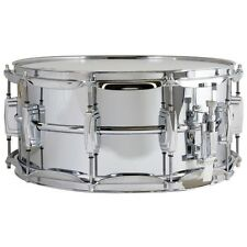 Ludwig *GRATISVERSAND* Supra Phonic Aluminium Snare Drum 6.5 SnareDrum LM402