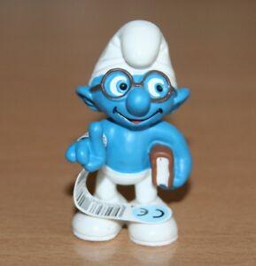Smurfs-Brainy-with-Book-Smurf-Movie-Smurf