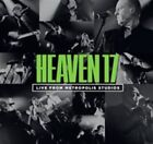 Live From Metropolis Studios 5014797890169 by Heaven 17 CD With DVD