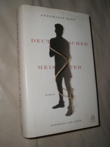 1 von 1 - Stephanie Bart: Deutscher Meister (Gebundene Ausgabe)