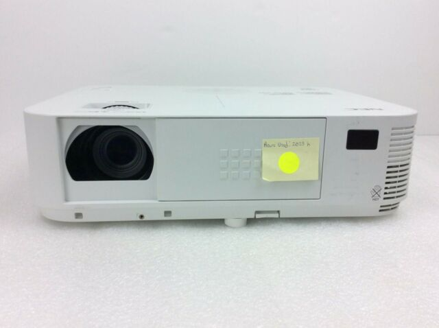 NEC NP-M322X DLP Projector Refurbished 3200 ANSI HD HDMI 1080i//p Remote TeKswamp