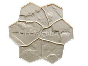 Concrete-Stamp-Flex-Floppy-Mat-Form-SM-1903-4-Decorative-Concrete-Random-Stone
