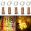 Warm-Wine-Bottle-Cork-Shape-Light-20-30-50-LED-Night-Fairy-String-Lights-Lamp-AH thumbnail 1