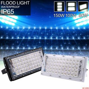 LED Flood Light Outdoor Waterproof 50W Yard Football Garden