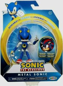 SONIC-THE-HEDGEHOG-4-INCH-METAL-SONIC-BENDABLE-FLEXIBLE-ACTION-FIGURE-WAVE-2-JAK