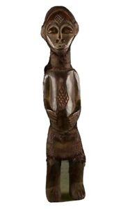 RARA Figura fertilità Punu Gabon Africa.... Fest - 161