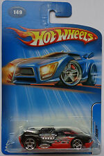 2005 Hot Wheels Maelstrom Col. #149 (Black)(Pr5 Version)