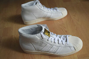ADIDAS MODELLO PRO VINTAGE DLX 41 42 43 44 45 46 49 S75031 SUPERSTAR STAN SMITH