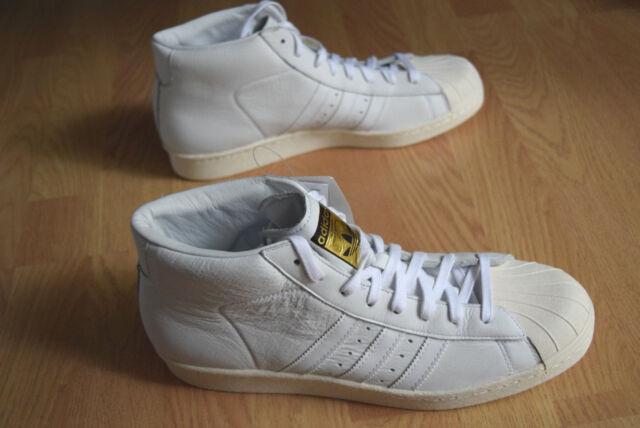best website 9cd8a 8de01 Adidas Pro Model Vintage DLX 41 42 43 44 45 46 49 s75031 superstar stan  smith