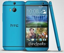 "5"" New HTC One M8 Unlocked 4G LTE 32GB 2GB RAM 5"" Smartphone Mobile phone Blue"