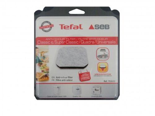 Tefal Anti Odeur-Filtre-Charbon Actif-Filtre