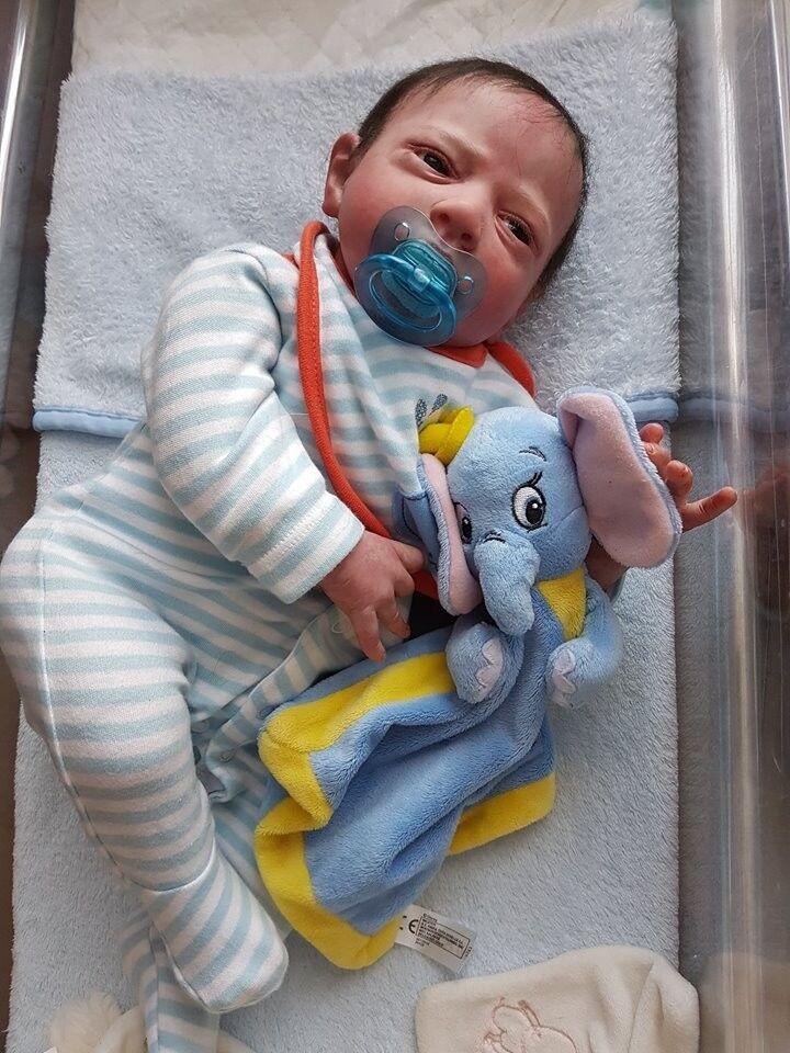 bebe reborn nicolas nurserie d'alexandrine