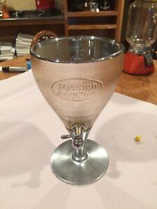 Antique Mission soda juice fountain dispenser