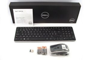 DELL-KM714-Wireless-Keyboard-amp-WM514-Mouse-Set-Combo-AZERTY-BELGIAN-Layout-NEW