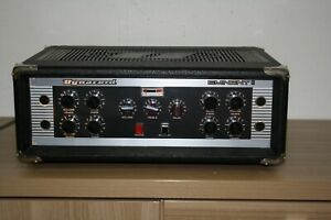 Sehr-seltene-Version-Dynacord-Eminet-II-Tube-Amplfier-mit-2-x-EL-34-picutres