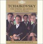 Tchaikovsky: The String Quartets; Souvenir de Florence (CD, Dec-2010, 2 Discs, Nimbus)