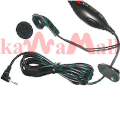 VOX COILED TUBE THROAT Mic Motorola XTN series