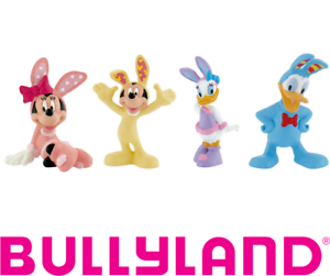 Figurines-Walt-Disney-Collection-Mickey-Mouse-And-Friends-Jouet-Statue-Bullyland