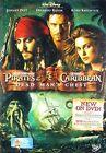 Pirates of The Caribbean Dead Man S C 0786936292978 DVD Region 1