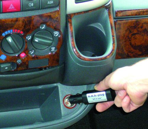 GAS plug all in one Thitronik Gaswarner Gaswarngerät