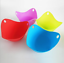 Egg-Poacher-Silicone-Poaching-Cups-Set-of-4-Boil-Microwave-Stove-Top-Cook-Eggs thumbnail 1