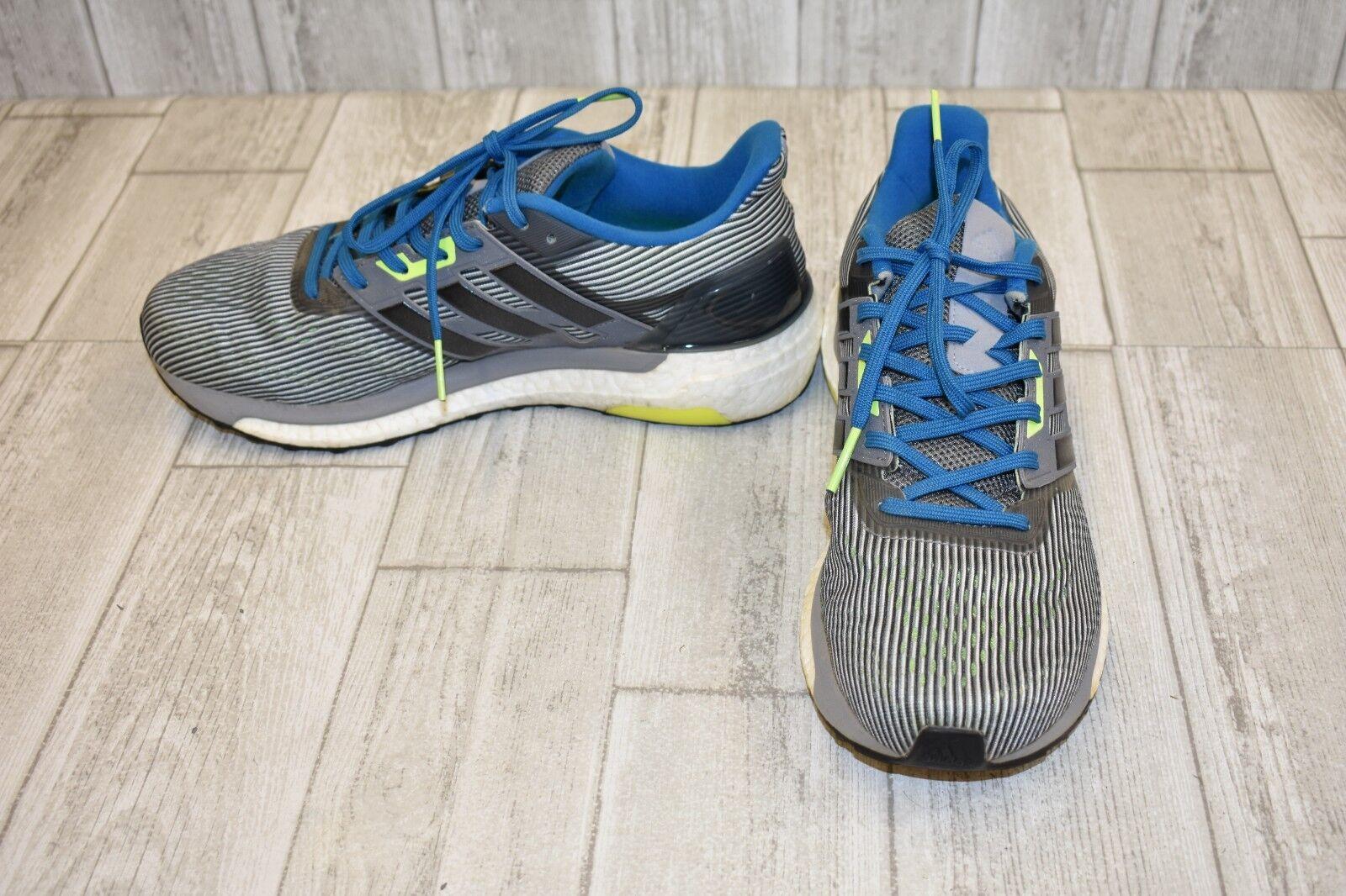 970692a0c0 Adidas Running Supernova Stability Sneaker Sneaker Sneaker - Men s Size 10  Gray Blue 764e2d
