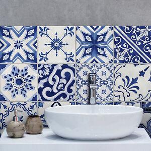 Ps00126 adesivi murali in pvc per piastrelle per bagno e for Stickers per mattonelle bagno