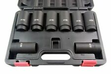 "Sistema del zócalo profundo Hub-Nut 29,30-32-34-35-36,38,39mm 12 PT Bi Hex 1/2"" Dr US-Pro"