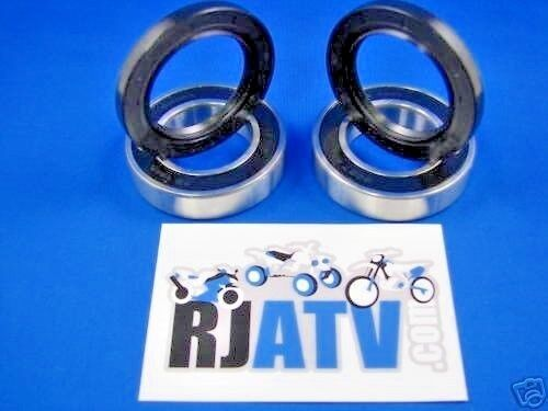 Polaris Big Boss 500 6x6 1998-1999 Rear Axle Wheel Carrier Bearings Seals