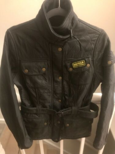 8 Size Barbour Blue International Polar Jacket Quilt PwCnZUqxnp
