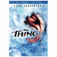 The Thing (DVD, 2004, Widescreen Collector's Edition)