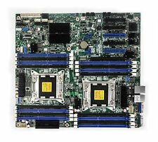 Intel S2600CP2J Motherboard Dual 2011 Socket Motherboard w/ Xeon E5-2651 V2 CPUs