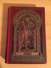 Deutsche Kaiserbilder 1893 von Fedor von Köppen Buch selten.