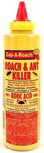 Zap-A-Roach-100-Boric-Acid-Roach-amp-Ant-Killer-Insecticide-spider-Fleas-powder