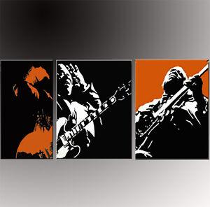DIPINTO-jazz-blues-QUADRO-realizzato-a-mano-pop-art-italia-pintura-PAINTING