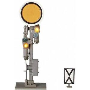Viessmann-4509-h0-segnale-2-semafori-di-avviso-modello-pronto-gia-039