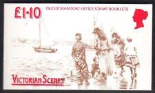 Island Of Man Stamp Booklet Sachet £1.10  Victorian Scenes MNH