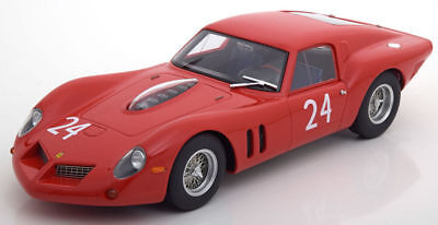 Ferrari 250 Gt Drogo 1963 Red 1:18 Model CMR