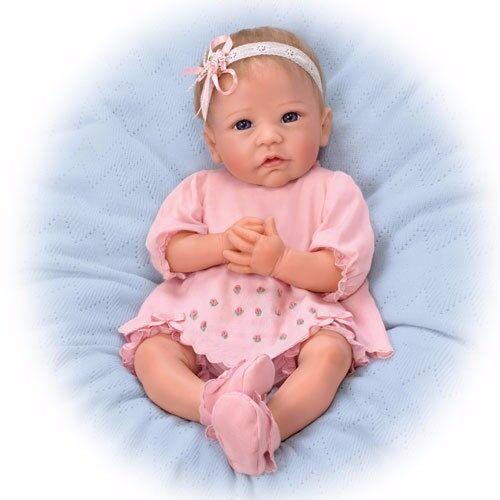 Buy Ashton Drake Claire Silicone Lifelike Baby Doll 18