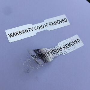 Hologram-Stickers-Labels-Dogbone-Warranty-Void-Labels-Tamper-Proof-50-mm-x-10mm