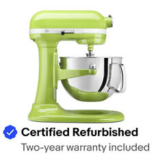 KitchenAid RKP26M1Xga Pro 600 Stand Mixer 6 qt Green Apple Big Large Capacity