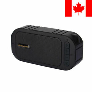 PrimeCables® Portable Bluetooth 5.0 Speaker Waterproof Sports FM Stereo Wireless