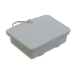 Bt66b Telephone Cable Connection Box External Enclosure Bt66 B Grey Ebay
