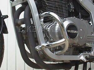 100% Vrai Moteur étrier De Protection Chrome Engine Guard Suzuki Gs500 E/f-el Chrom Engine Guard Suzuki Gs500 E / F Fr-fr Afficher Le Titre D'origine