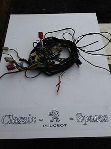 peugeot 205 wiring loom wiring diagrams show Orange Peugeot 205