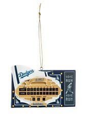 MLB Los Angeles Dodgers Scoreboard Ornament