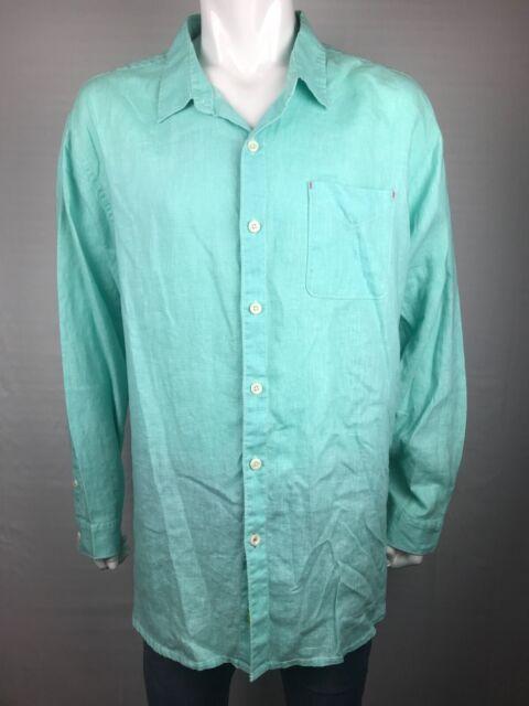 tommy bahama mens linen shirts