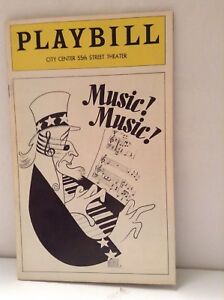 1974-PLAYBILL-FOR-MUSIC-MUSIC-APRIL-CITY-CENTER-55th-ST-THEATRE